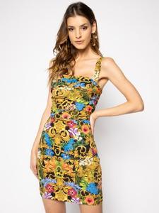 Sukienka Versace Jeans dopasowana