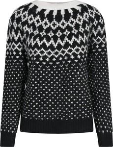 Czarny sweter Superdry z wełny