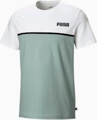 Bluzka Puma z bawełny z okrągłym dekoltem