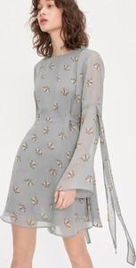Sukienka House z długim rękawem mini