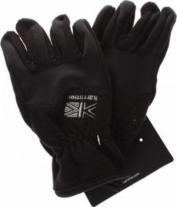 Czarne rękawiczki Karrimor