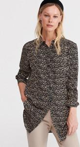 Koszula Reserved z długim rękawem w stylu casual
