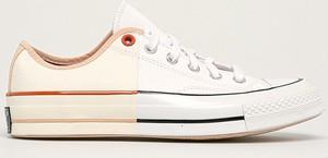 Trampki Converse niskie z tkaniny sznurowane