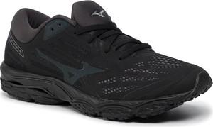 Czarne buty sportowe Mizuno