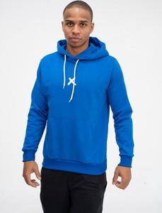 Niebieska bluza Point X w młodzieżowym stylu