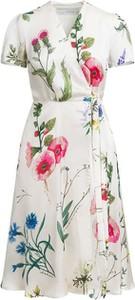 Sukienka RISK made in warsaw z krótkim rękawem mini