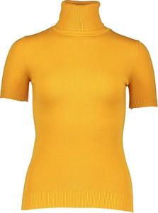 T-shirt Cachemire Closet z kaszmiru z krótkim rękawem