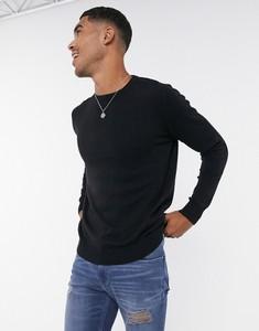 Czarna bluza Brave Soul z bawełny