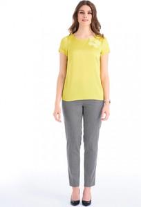 Bluzka POTIS & VERSO z tkaniny w stylu casual