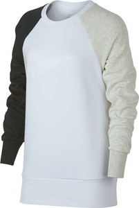 3c65ee06a Białe swetry i bluzy damskie Nike, kolekcja lato 2019