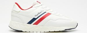 Cropp - Niskie sneakersy Retro Pacific - Biały