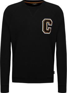 Bluza Calvin Klein z nadrukiem w młodzieżowym stylu