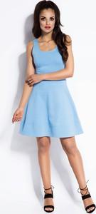 Sukienka Dursi bez rękawów