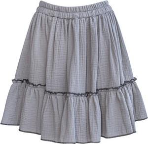 Spódnica NEATNESS mini z bawełny