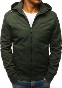 Czarna kurtka Dstreet z bawełny w młodzieżowym stylu