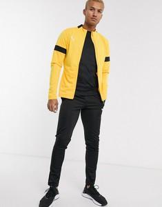 Żółty dres Puma