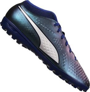 Buty sportowe Puma z tkaniny w sportowym stylu