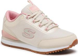 Buty sportowe Skechers sznurowane
