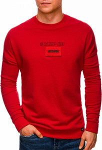 Bluza Edoti z bawełny w młodzieżowym stylu