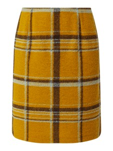 Żółta spódnica Christian Berg Women