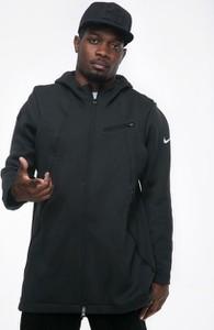 Granatowa kurtka Nike w stylu casual
