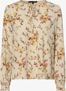 Bluzka Vero Moda z długim rękawem w stylu boho