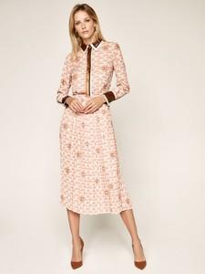 Sukienka Elisabetta Franchi koszulowa