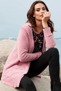 Różowy sweter Cellbes