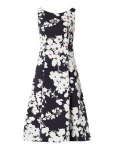 Sukienka Vera Mont mini rozkloszowana