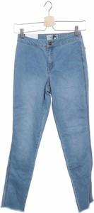 Niebieskie spodnie dziecięce New Look