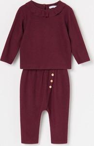 Czerwona bluzka dziecięca Reserved