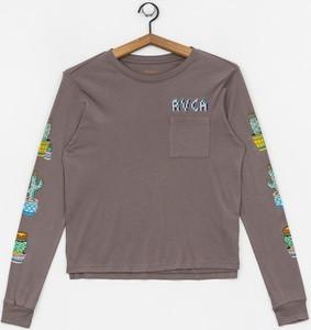 Koszulka z długim rękawem RVCA z długim rękawem