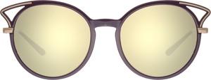 Czarne okulary damskie Vogue