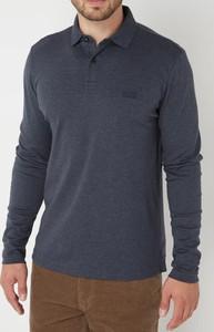 Koszulka polo Hugo Boss (wszystkie Linie) w stylu casual z długim rękawem