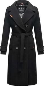 Czarny płaszcz Navahoo