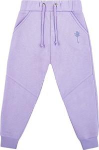 Fioletowe spodnie dziecięce JUNGMOB