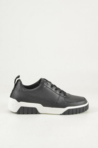 Czarne buty sportowe Diesel