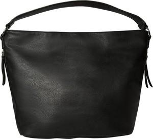 d6973bc0af380 torebka czarna na ramię - stylowo i modnie z Allani