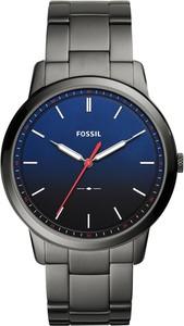 Zegarek FOSSIL - The Minimalist FS5377 Smoke/Smoke