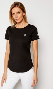 T-shirt G-Star Raw z krótkim rękawem z okrągłym dekoltem