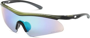 Okulary przeciwsłoneczne SP60019 Solano (zielono-czarne)