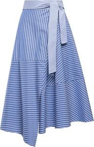Niebieska spódnica Marella w stylu casual