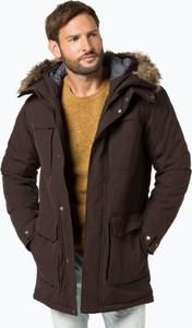 Brązowa kurtka Didriksons w stylu casual