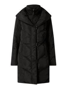 Czarny płaszcz Ralph Lauren