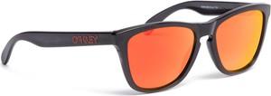 Czarne okulary damskie Oakley