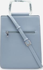 Niebieska torebka Reserved na ramię mała