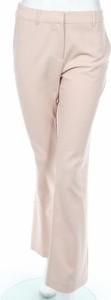 Różowe spodnie Kiomi w stylu klasycznym