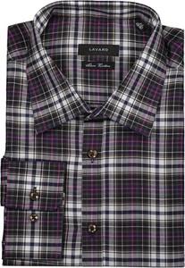 Koszula Lavard w stylu casual z bawełny z klasycznym kołnierzykiem
