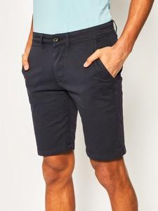 Granatowe spodenki Pepe Jeans