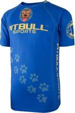 Niebieska koszulka dziecięca Pit Bull West Coast